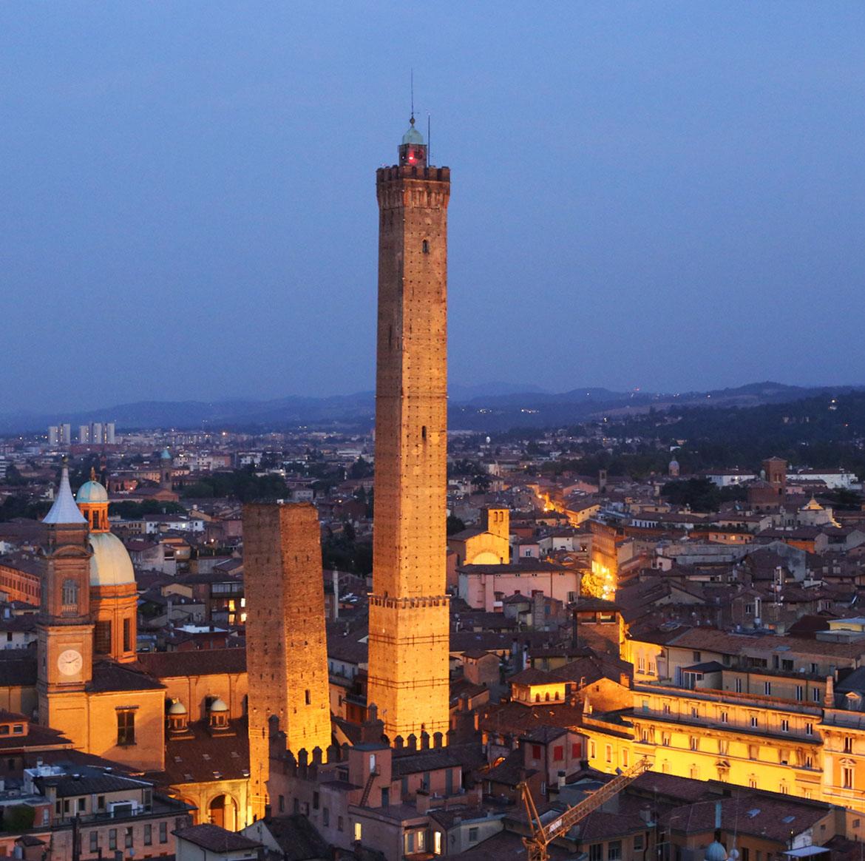 Territorio: Bologna