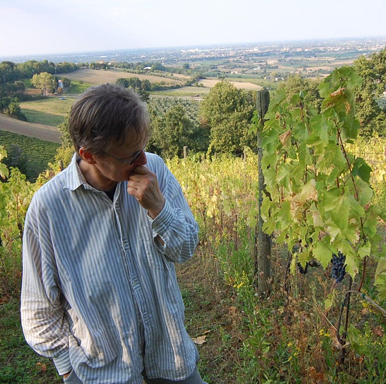 raffaella bissoni nelle vigne