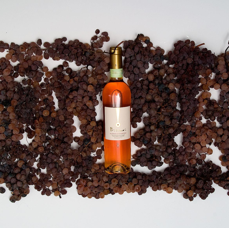 vino albana passito romagna